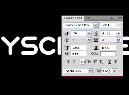 how to change console font size in cs go