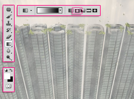 Skyscraper 3D step 4