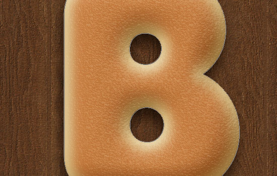 Delicious Bagels Text Effect step 6