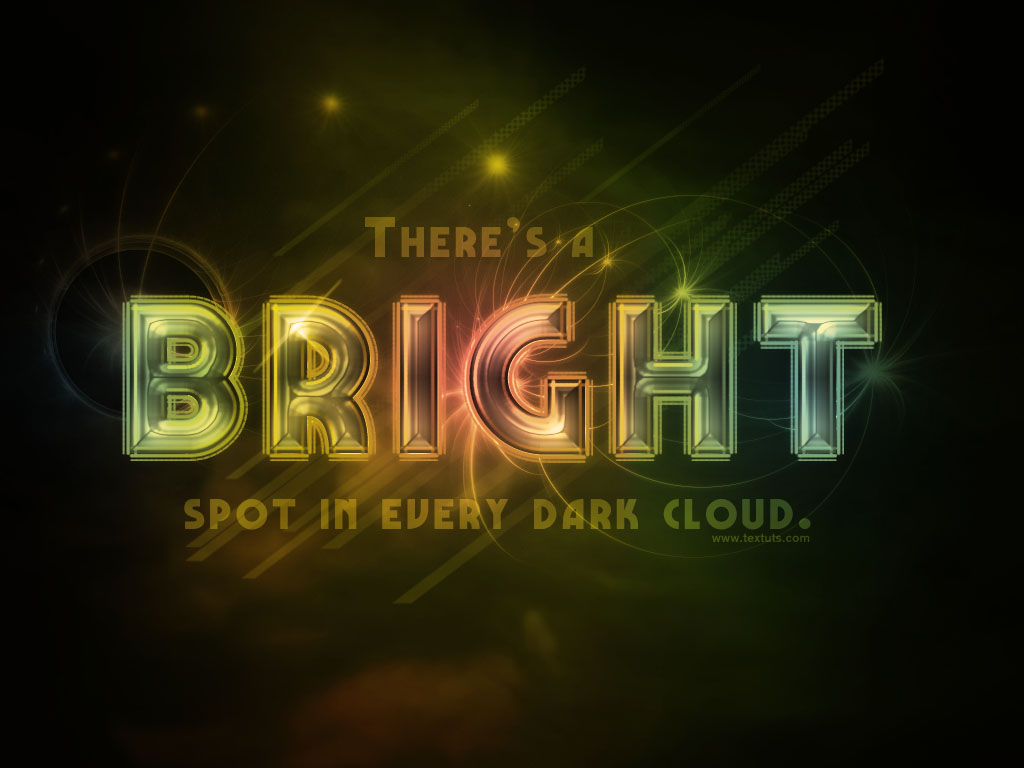 Bright retro text effect diamond gradient font textuts bright retro text effect baditri Gallery