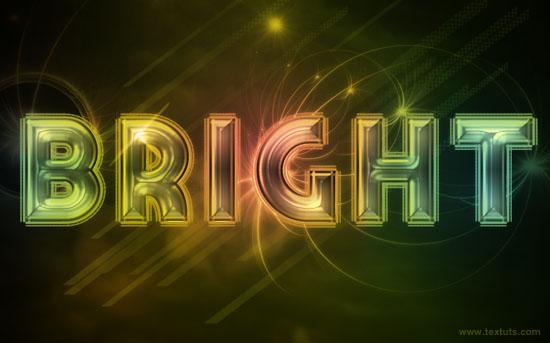 Bright Retro