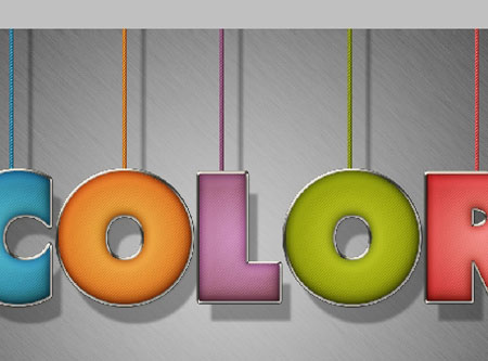 Soft Sleek Text Effect step 9