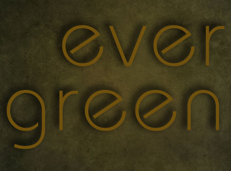 Fantasy spring Text Effect step 3