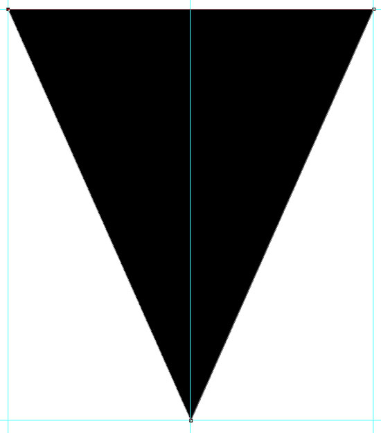 Pennant Banner Text Effect step 1