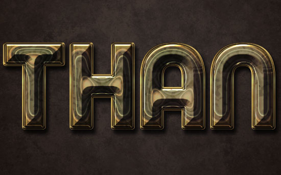 Polished Stone Text Effect