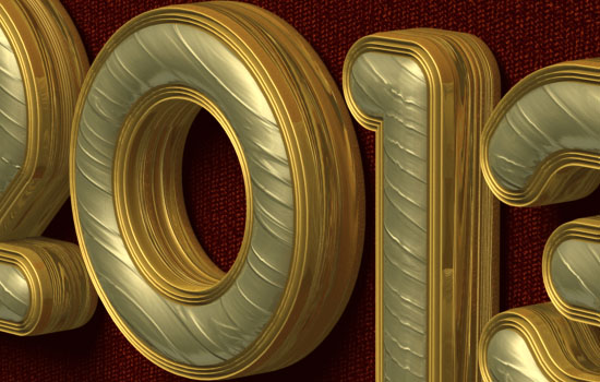 Royal 3D Text Effect step 10