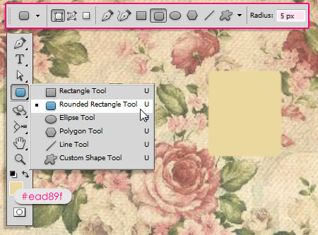 Scrabble Tiles Text Effect step 2