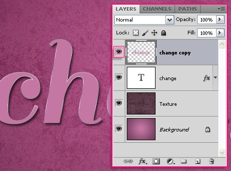 Soft Sleek Text Effect step 4