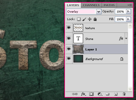 Stone 05 3 - Stone Text Effect | Photoshop Tutorials