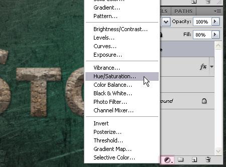 Stone 06 1 - Stone Text Effect | Photoshop Tutorials