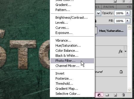 Stone 06 3 - Stone Text Effect | Photoshop Tutorials