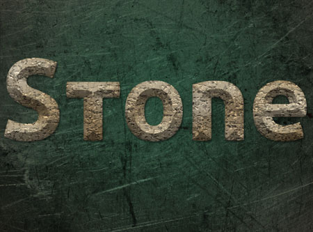 Stone 06 5 - Stone Text Effect | Photoshop Tutorials