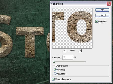 Stone 07 1 - Stone Text Effect | Photoshop Tutorials