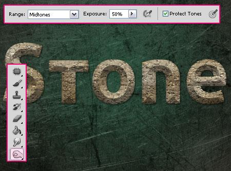 Stone 07 2 - Stone Text Effect | Photoshop Tutorials
