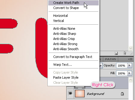 Bright Tinsel Text Effect step 2