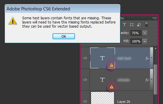Type tool in photoshop cs6 the type menu textuts photoshop cs6 type tool basics ccuart Choice Image