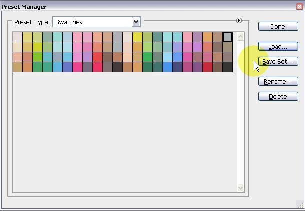 Palettes (6)
