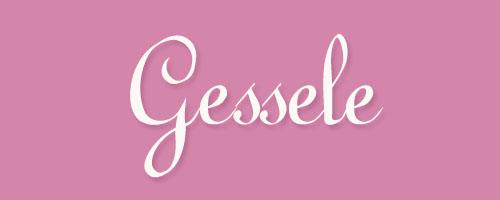 Calligraphy-Gessele