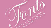 Fonts Collection200