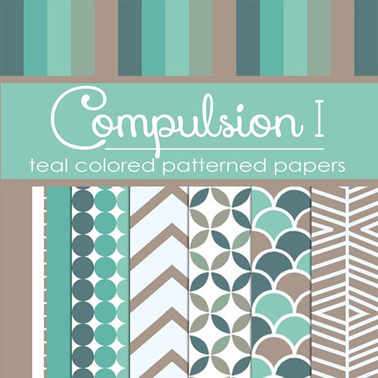 compulsion_i__teal_colored_pattern_papers__free__by_teacheryanie-d78c8yn