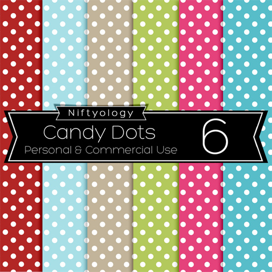 free-digital-papers-niftyology-candy-dots