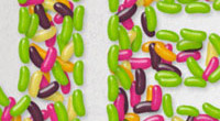 Jelly Bean Text Effect 200