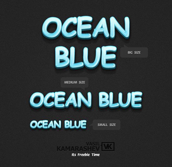 25 Free 3D Text PSD Files: Download 3D Font Effect   Textuts