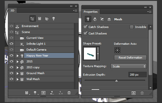 how to change text direction in photoshop cc