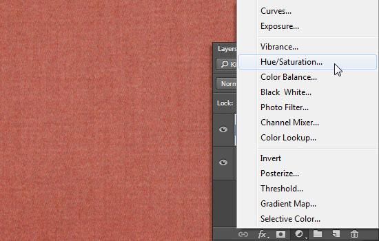 Stuffed Wool Text Effect step 1
