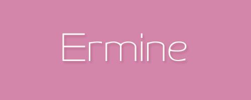Ermine