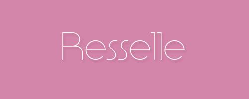 Resselle Regular